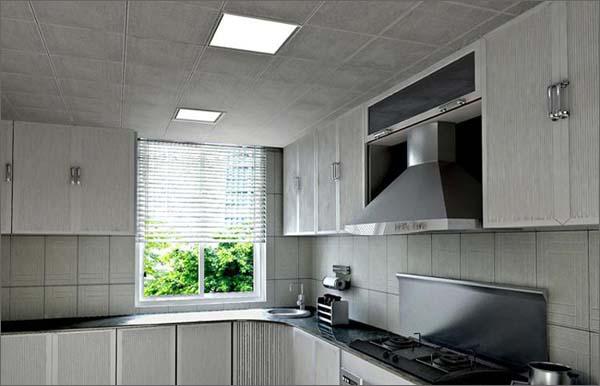 AKCIÓ LED PANEL 30x30cm-es (300x300mm) 15W hideg fehér