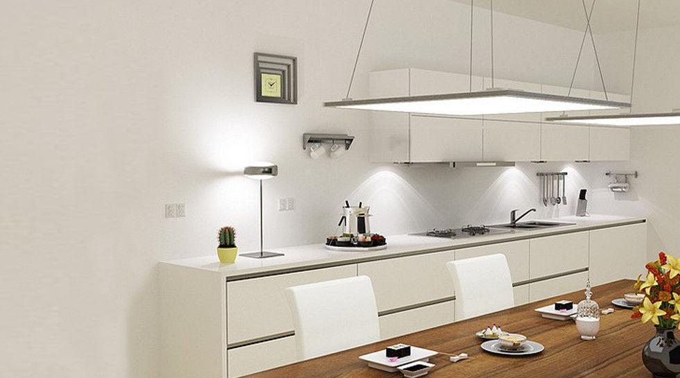LED PANEL 60x60cm-es (600x600mm) 45W természetes fehér
