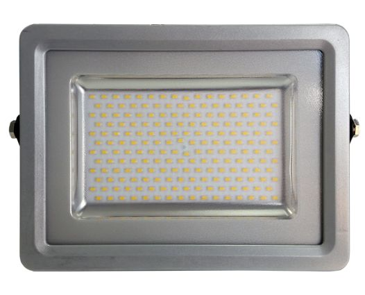 100W PRÉMIUM LED reflektor kültéri meleg fehér