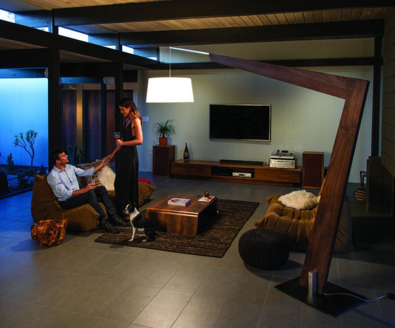 Különböző helyiségek megvilágítása, E27 normál foglalatú 13W-os LED körte égőkkel
