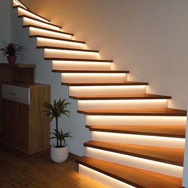 LED Lépcsővilágítás