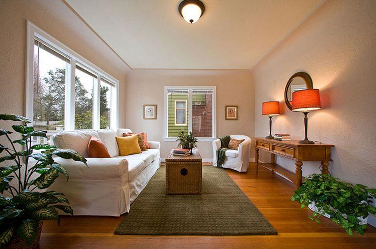Nappali és szoba világítás, E27 normál foglalatú 7W-os LED körte égőkkel