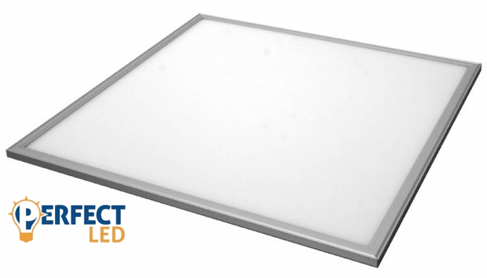 LED PANEL 60x60cm-es (600x600mm) 45W meleg fehér