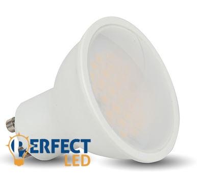 3W GU10 LED spot izzó, égő hideg fehér AKCIÓ