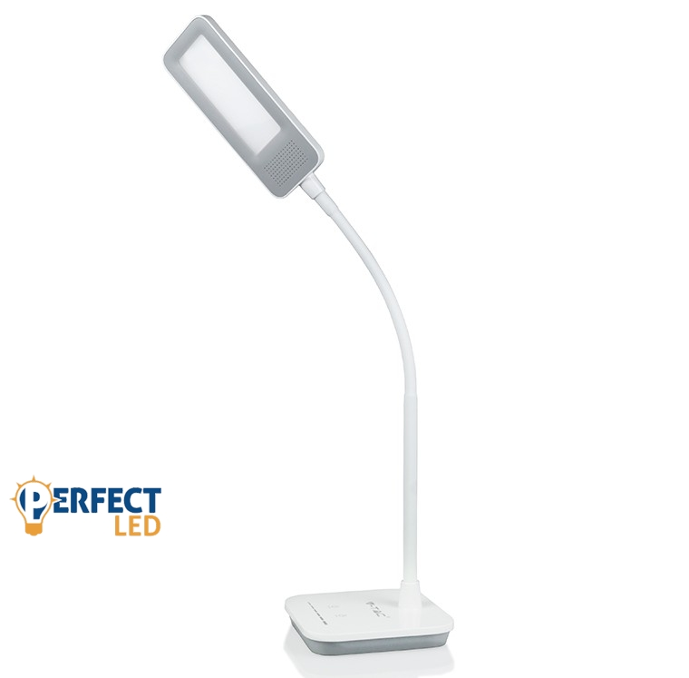 Asztali fehér színszabályozható LED lámpa 7W