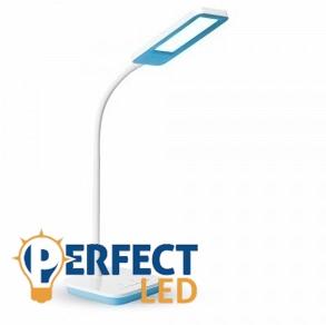 Asztali kék színszabályozható LED lámpa 7W