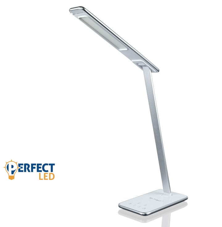 Asztali fehér színszabályozható LED lámpa 10W