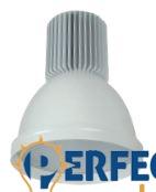 30W COLOR LED csarnokvilágító lámpa hidegfehér fehér
