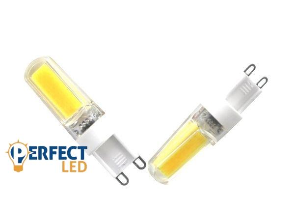 3W PRÉMIUM G9 dimmelhető, fényerőszabályozható LED égő természetes fehér