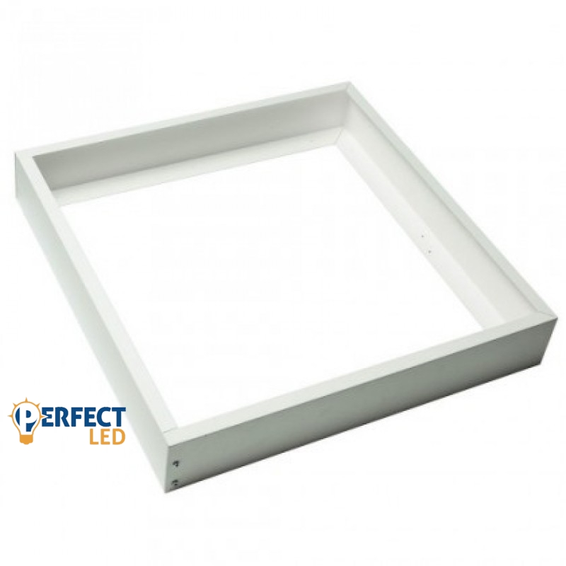 60x60cm-es (600x600mm) LED Panel Kiemelő Keret