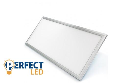 LED PANEL 60x30cm-es (600x300mm) 25W természetes fehér