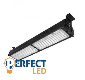 LED 100W Csarnokvilágító Lámpa 120° Hideg Fehér