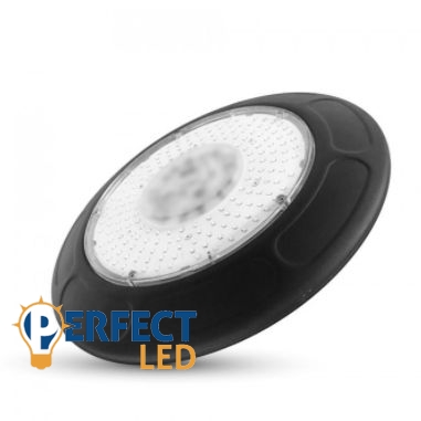 LED 100W UFO Csarnokvilágító Lámpa Természetes Fehér