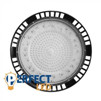 LED 150W Csarnokvilágító UFO Lámpa 120° Természetes Fehér
