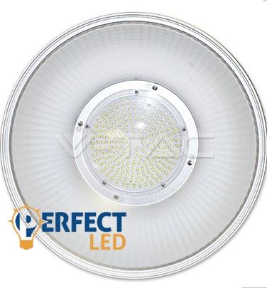 LED Csarnokvilágító 100W CW SMD