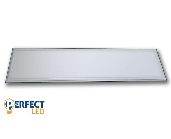 60W LED panel 120x60cm-es hideg fehér (1200x600)