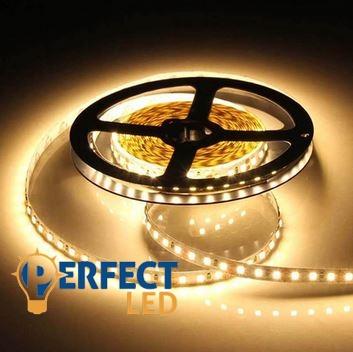 PRÉMIUM LED Szalag Extra erős 1260lm/m 12W beltéri meleg fehér
