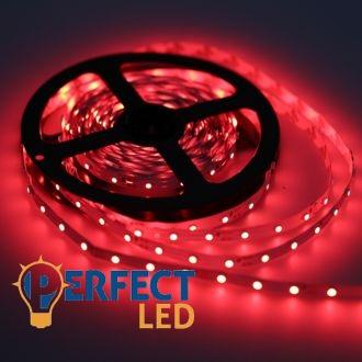 LED szalag 3,6W 60 SMD LED/m beltéri piros