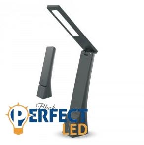 Asztali fekete LED lámpa 4W