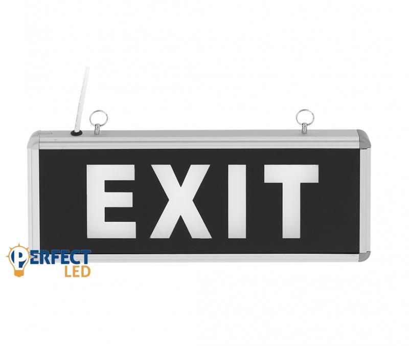 LED-es kijáratjelző lámpatest exit lámpa