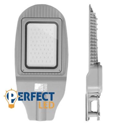 120W LED utcai közvilágítási lámpatest új dizájn hideg fehér