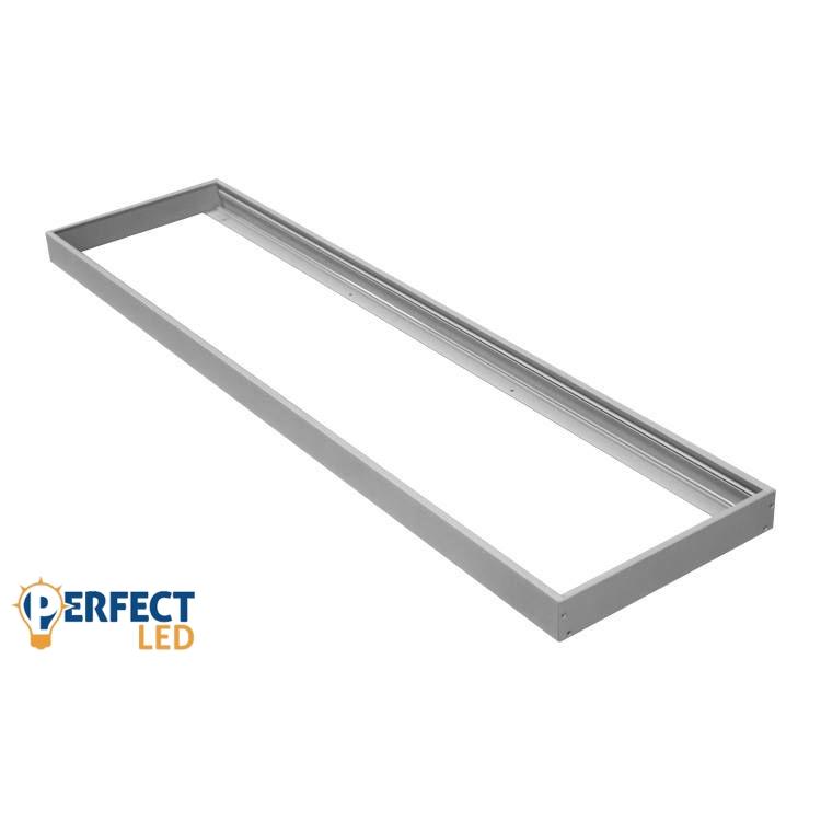 120x30cm-es LED (1200x300mm) Panel Kiemelő Keret