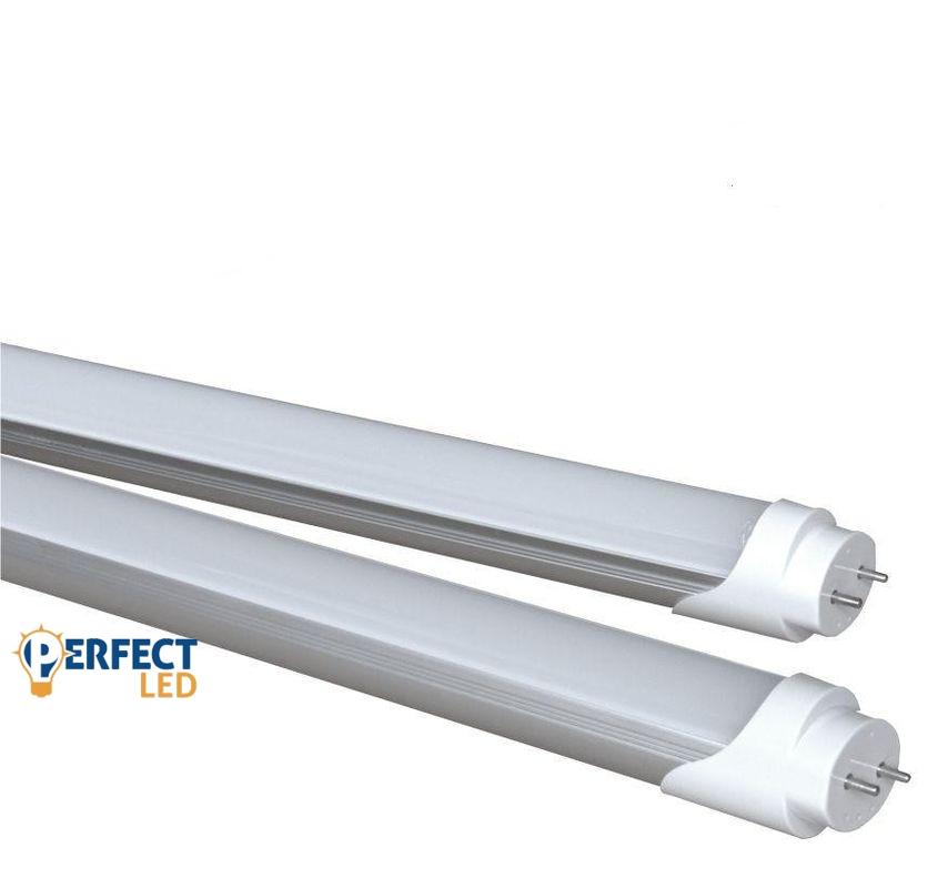 LED fénycsõ T8 18W 120cm 270° meleg fehér