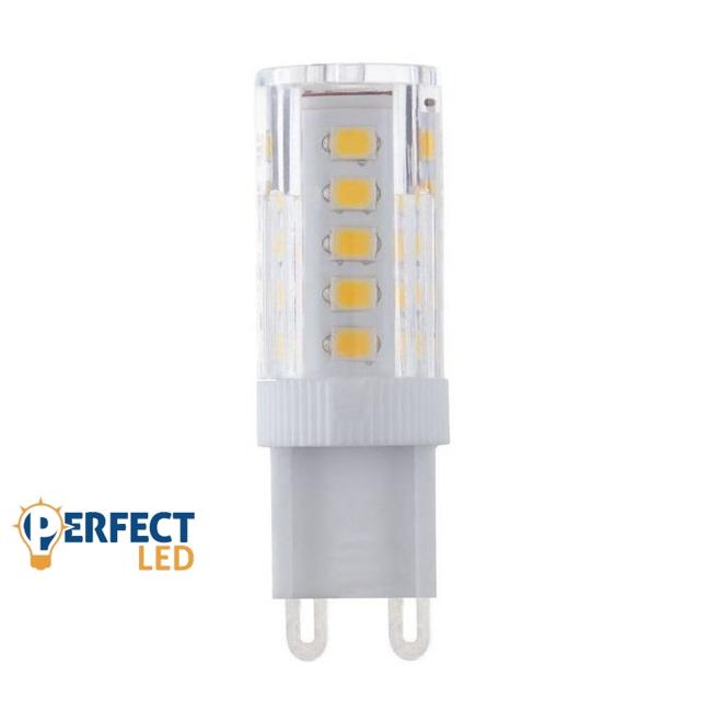 Smart Lighting LED Fényforrás G9 Kerámia 3.5W 4000K Természetes Fehér (320 lumen)