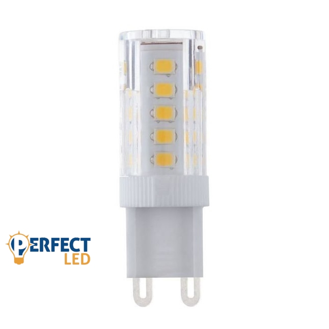Smart Lighting LED Fényforrás G9 Kerámia 3.5W 6400K Hideg Fehér (320 lumen)