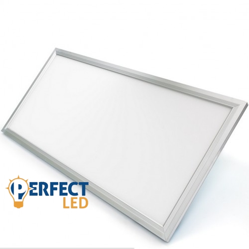 LED PANEL 120x30cm-es (1200x300mm) 45W meleg fehér